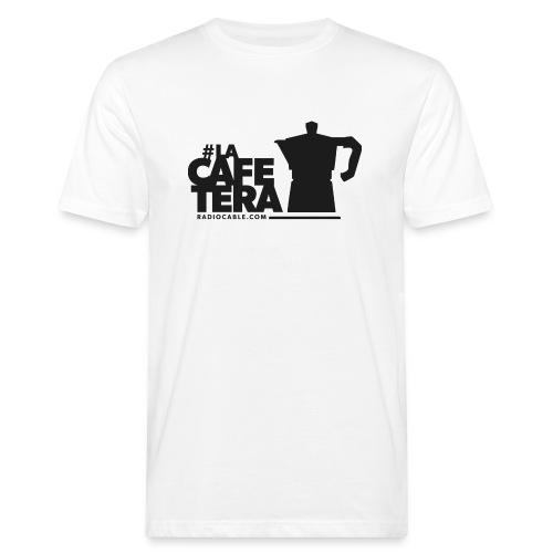 logo laCafetera 1 - Camiseta ecológica hombre