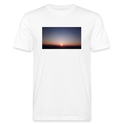 SONNENAUFGANG - Männer Bio-T-Shirt