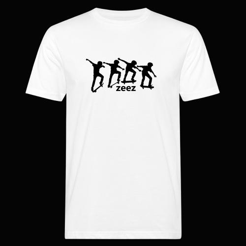 zeez skate - T-shirt bio Homme