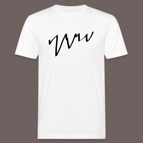 GBIGBO - Rock - Beat Wave Noir - T-shirt bio Homme