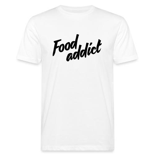 Food addict - T-shirt bio Homme