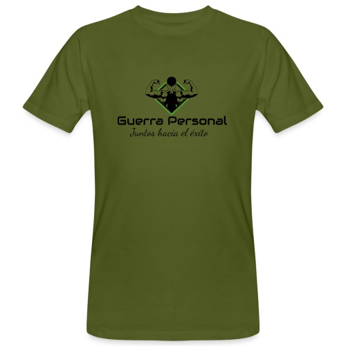 Guerra Personal - Camiseta ecológica hombre