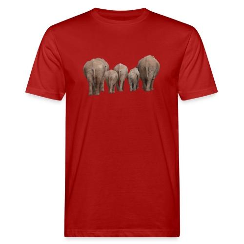 elephant 1049840 - T-shirt ecologica da uomo