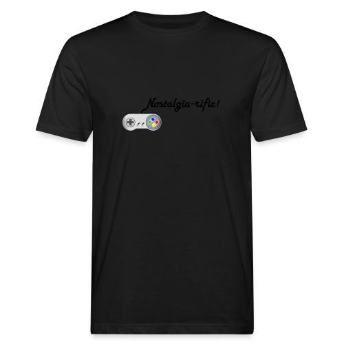 Nostalgia-rific! - Men's Organic T-Shirt