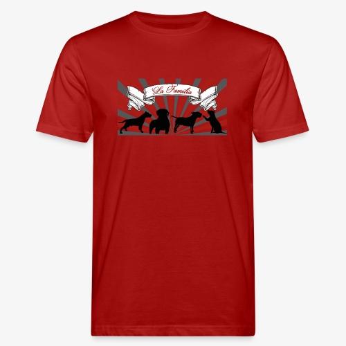 La Familia - Männer Bio-T-Shirt