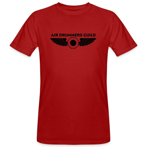 ADG Drum'n'Wings Emblem - Men's Organic T-Shirt