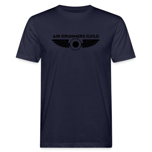 ADG Drum'n'Wings Emblem - Men's Organic T-Shirt