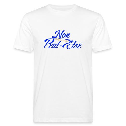 BELGIAN-NONPEUTETRE - T-shirt bio Homme