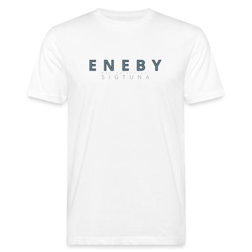 Eneby Sigtuna logo - Ekologisk T-shirt herr