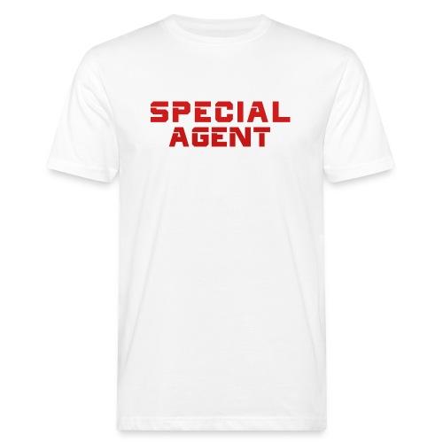 SPECIAL AGENT I - Ekologiczna koszulka męska