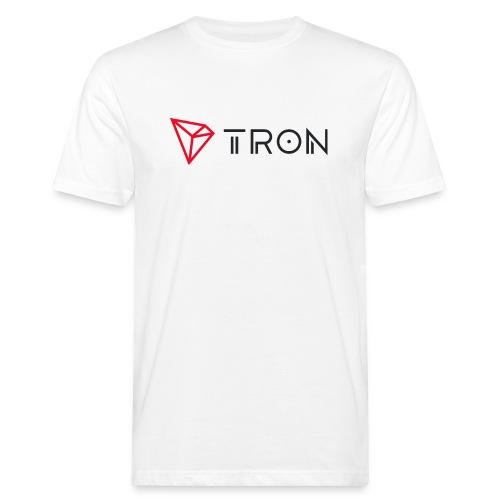 Tronlogo - Ekologisk T-shirt herr