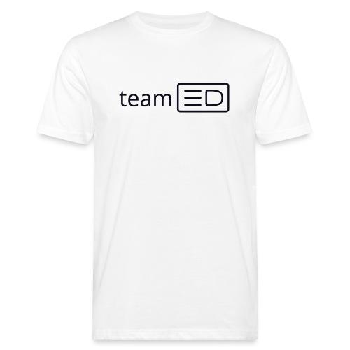 teamED - Männer Bio-T-Shirt