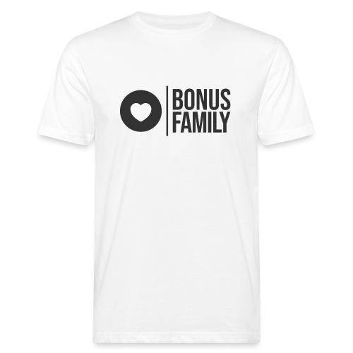 Bonus Family Design and Marketplace - Miesten luonnonmukainen t-paita