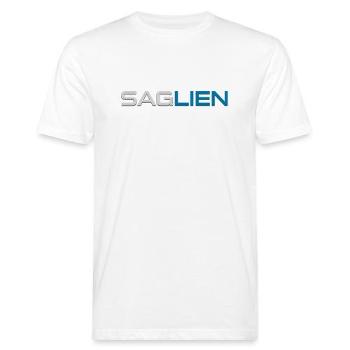SAGLIEN - Økologisk T-skjorte for menn