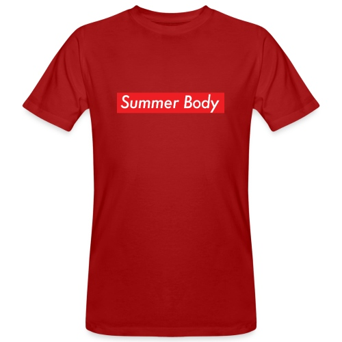 Summer Body - T-shirt bio Homme