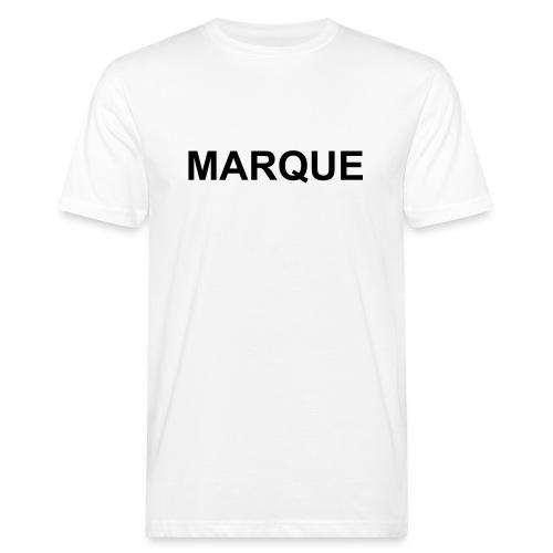 MARQUE - T-shirt bio Homme
