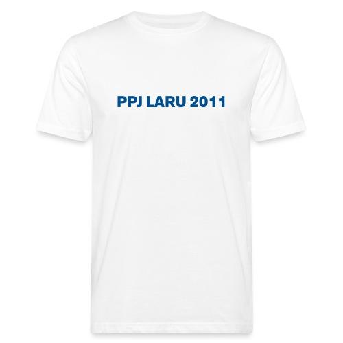 Teksti ilman seuran logoa - Miesten luonnonmukainen t-paita