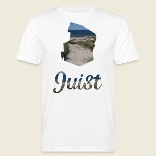 Traumhaftes Juist Urlaub Nordsee Meer - Männer Bio-T-Shirt