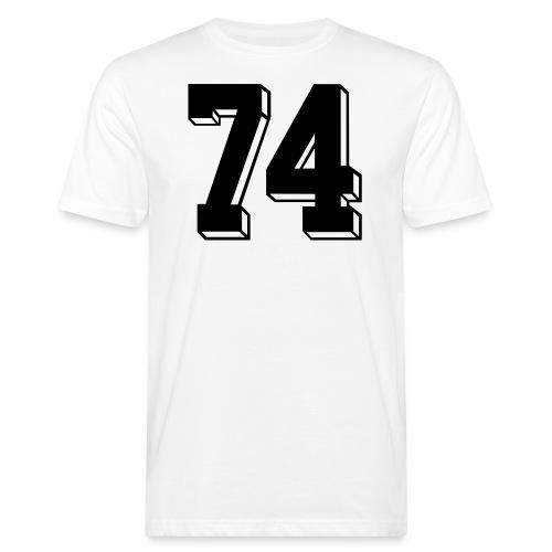 Football 74 - Men's Organic T-Shirt