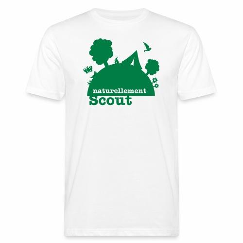 Naturellement Scout - T-shirt bio Homme