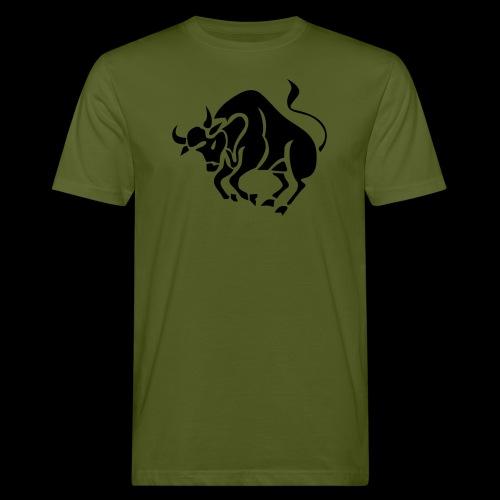 STERNZEICHEN STIER - Männer Bio-T-Shirt