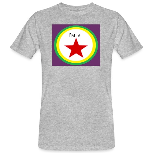 I'm a STAR! - Men's Organic T-Shirt