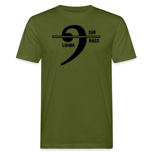 LIGWA SUB BASS - Men's Organic T-Shirt