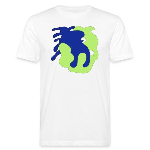 Macchie_di_colore-ai - T-shirt ecologica da uomo