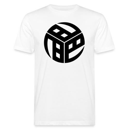 Mitsudomoe Symbol (stylisiert) - Männer Bio-T-Shirt