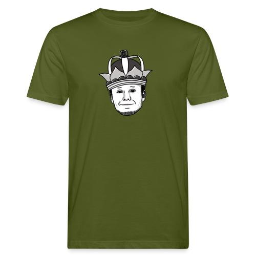 Meisterlehnsterr-Head - Men's Organic T-Shirt