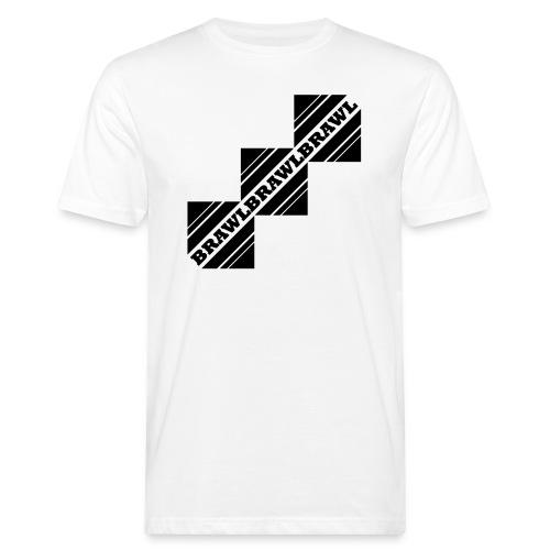BRAWL TEST - Mannen Bio-T-shirt