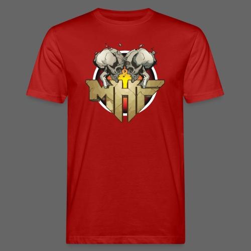 new mhf logo - Men's Organic T-Shirt