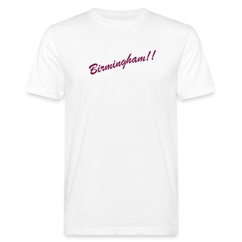 BIRMINGHAM - Men's Organic T-Shirt