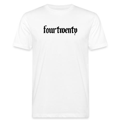 YARD fourtwenty - Mannen Bio-T-shirt