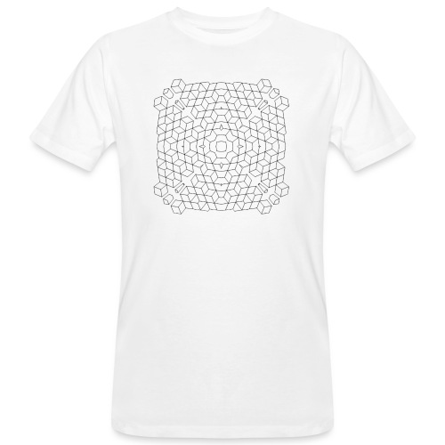 Ornament 097 - Männer Bio-T-Shirt