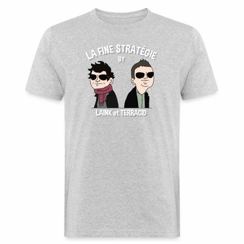 lafinestratégie - T-shirt bio Homme