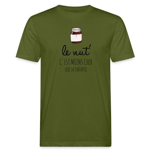 Le Nut' - T-shirt bio Homme