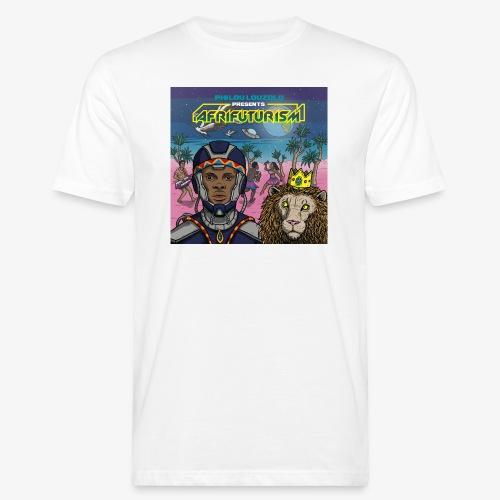 Afrifuturism - Philou Louzolo - Men's Organic T-Shirt