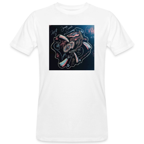 CD9 CARTEL - Camiseta ecológica hombre