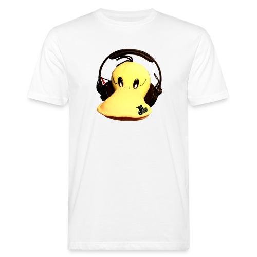 Jaques Raupé Ente - Männer Bio-T-Shirt
