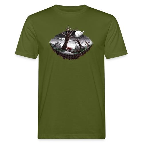 Horrorcontest scribblesirii - Miesten luonnonmukainen t-paita