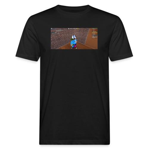 panda time - Men's Organic T-Shirt