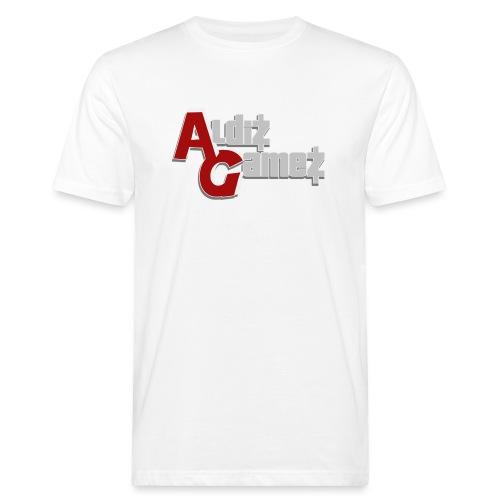 AldizGamez - Mannen Bio-T-shirt