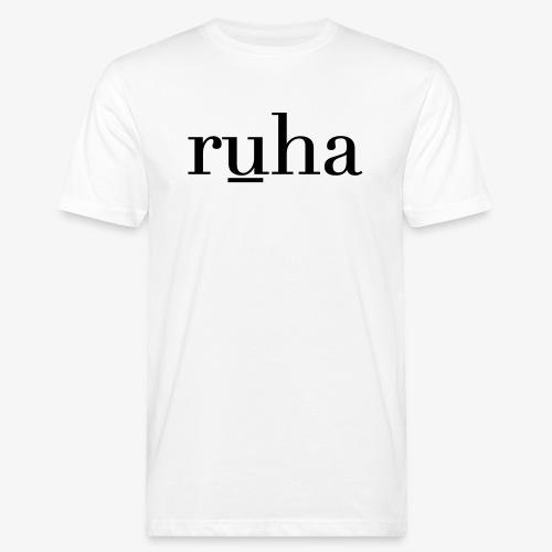 Ruha - Mannen Bio-T-shirt