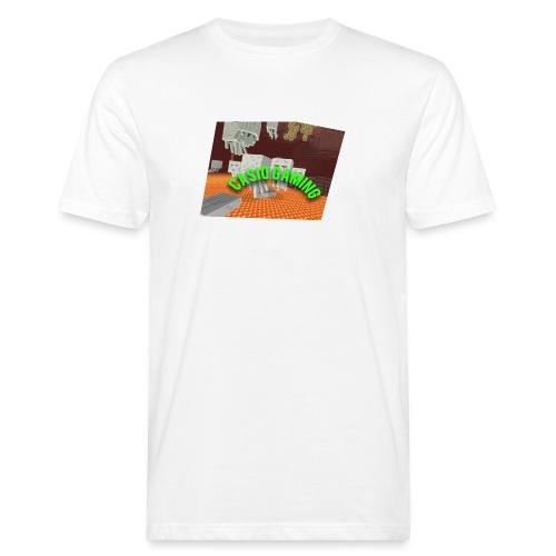 Logopit 1513697297360 - Mannen Bio-T-shirt