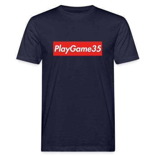 PlayGame35 - T-shirt ecologica da uomo