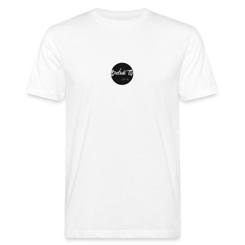 BatzdiTV -Premium round Merch - Männer Bio-T-Shirt