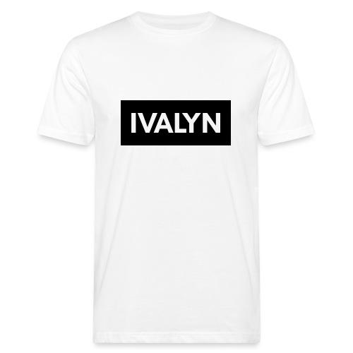 Logo Vec - Men's Organic T-Shirt