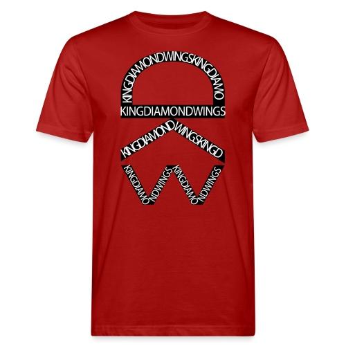 King Diamond Wings Logo - Men's Organic T-Shirt