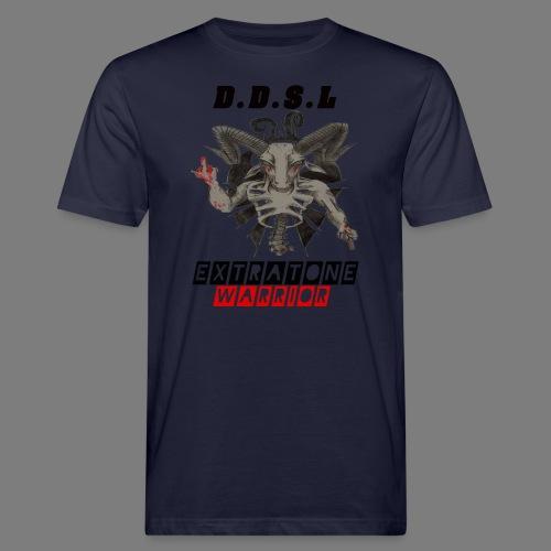 DDSL E W M.A.X - Mannen Bio-T-shirt